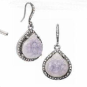 Chloe + Isabel Misty Morning Drop Earrings